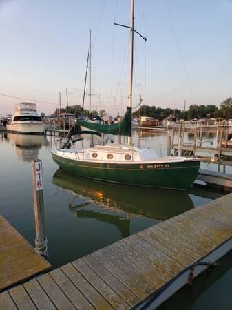 Photo Sailboat 1989 2339 Com Pac Yachts - $3,900 (Oregon)