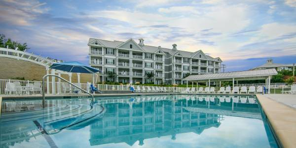 Photo TIMESHARE RR 685 HOLIDAY INN CLUB VACATIONS HILL COUNTRY RESORT (CANYON LAKE,TEXAS)