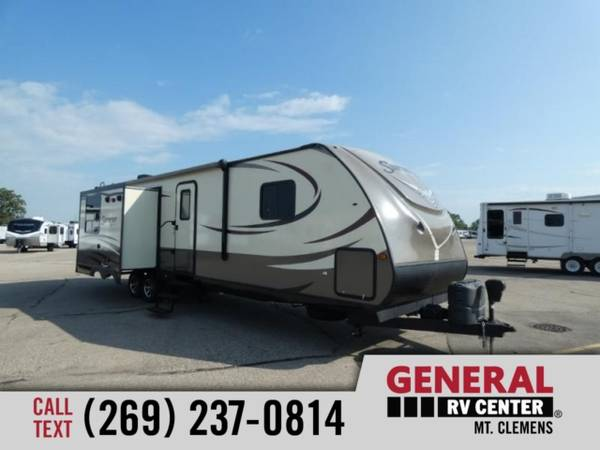 Photo Travel Trailer 2015 Forest River RV Surveyor 32RLTS - $22,897 (2015Forest River RVSurveyor 32RLTS)