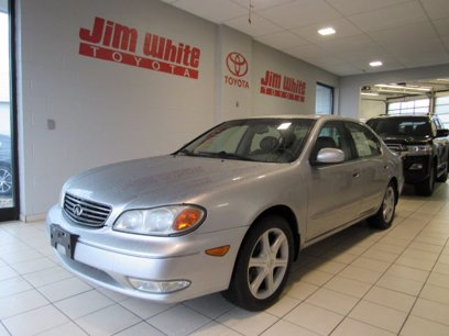 Photo Used 2002 INFINITI I35  for sale