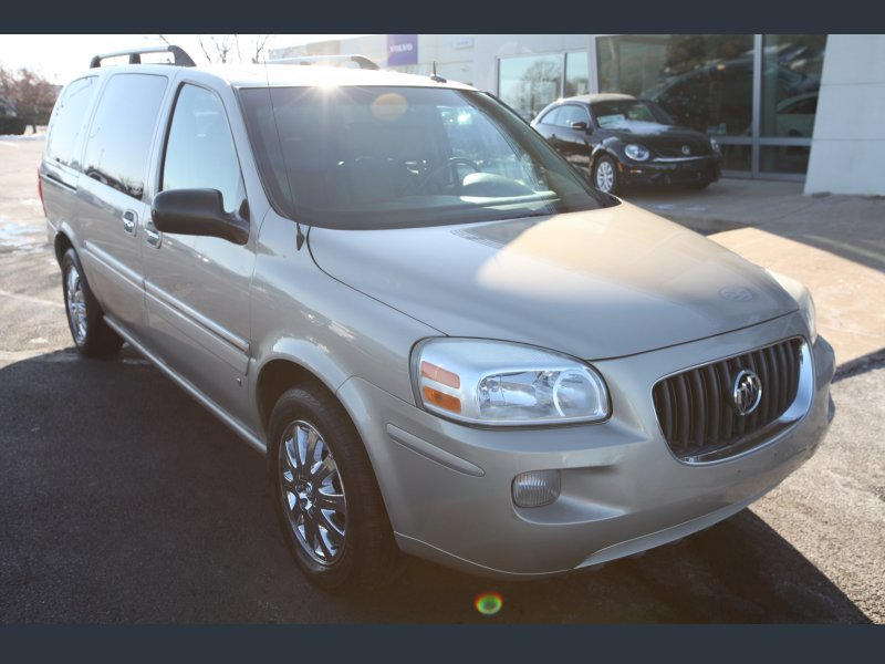 Photo Used 2007 Buick Terraza CXL for sale