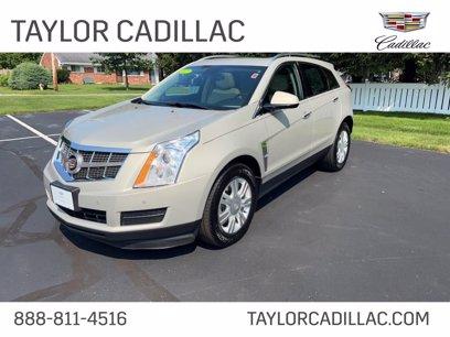 Photo Used 2012 Cadillac SRX Luxury for sale