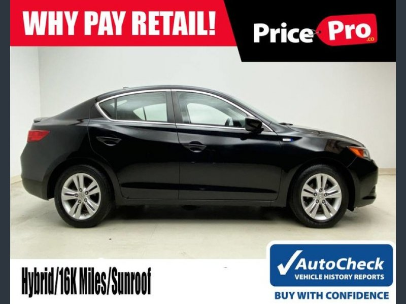 Photo Used 2014 Acura ILX Hybrid for sale