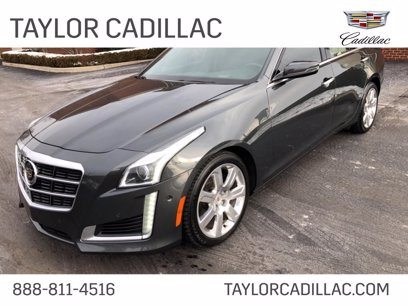 Photo Used 2014 Cadillac CTS Premium AWD Sedan for sale
