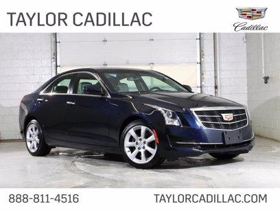 Photo Used 2016 Cadillac ATS 2.0T AWD Sedan for sale