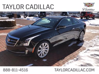Photo Used 2016 Cadillac ATS 2.0T Luxury AWD Coupe for sale