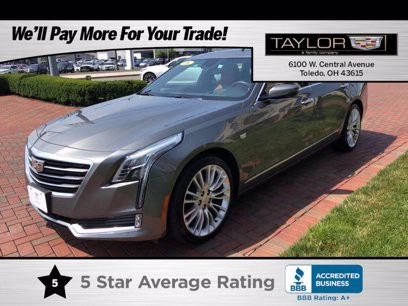 Photo Used 2016 Cadillac CT6 3.0T Premium Luxury AWD for sale