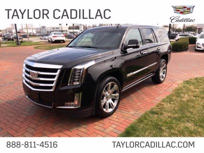 Photo Used 2016 Cadillac Escalade 4WD Premium for sale
