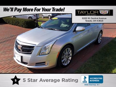 Photo Used 2016 Cadillac XTS Luxury AWD for sale