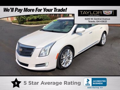 Photo Used 2016 Cadillac XTS Platinum AWD for sale