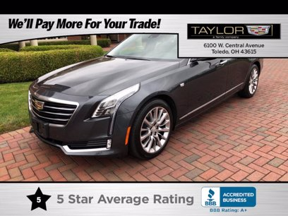 Photo Used 2017 Cadillac CT6 3.6 Luxury AWD for sale