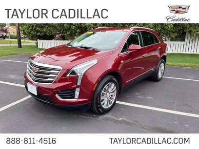 Photo Used 2017 Cadillac XT5 FWD Luxury for sale