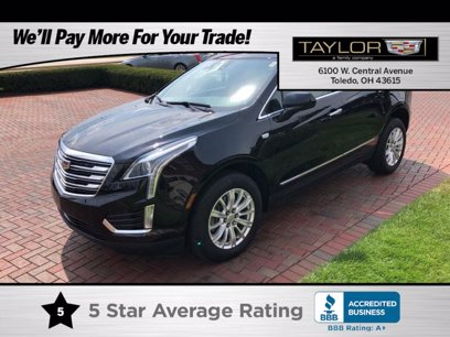 Photo Used 2017 Cadillac XT5 FWD for sale