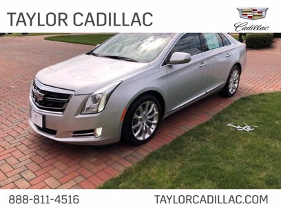 Photo Used 2017 Cadillac XTS Luxury AWD for sale