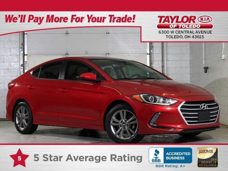Photo Used 2017 Hyundai Elantra Value Edition for sale