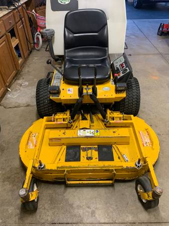 Photo Walker Commercial Mower - $4,200 (Northwood)