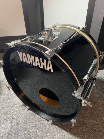 Photo Yamaha Power V Special Bass Drum - $40 (Perrysburg)