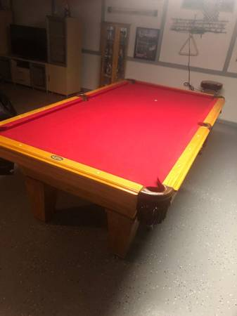 Photo american heritage pool table - $1000 (northwood)
