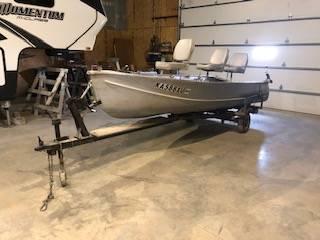 Photo 14ft fishing boat for sale - $1,500 (Emmett)