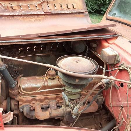 Photo 1946 chevy 215 - $1 (Topeka)