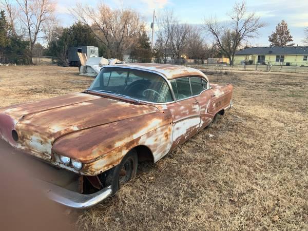 Photo 1958 Buick super - $1700 (Wichita)