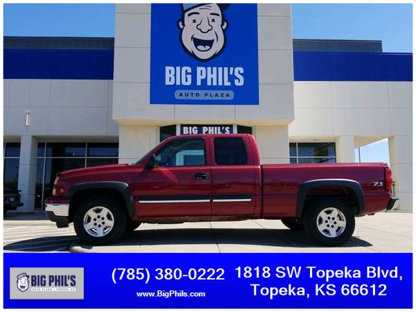 Photo 2007 Chevrolet Silverado (Classic) 1500 Extended Cab - In-House Financ - $8199