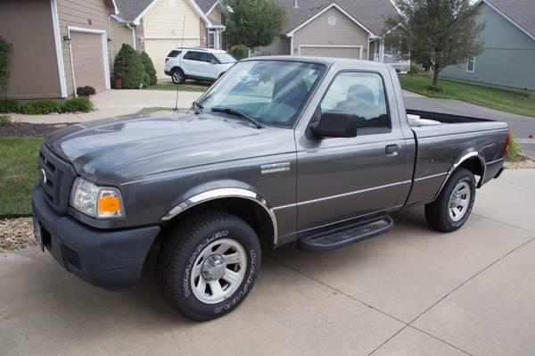 Photo 2007 Ford Ranger - $8,800 (Topeka)