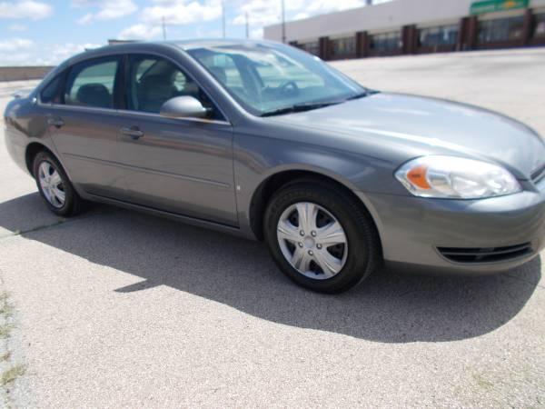 Photo 2008 Chevy Impala LS - $3,000 (Topeka)