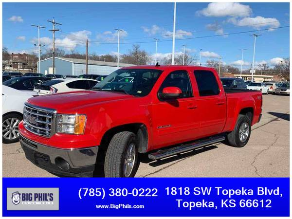 Photo 2011 GMC Sierra 1500 Crew Cab - Financing Available - $18555