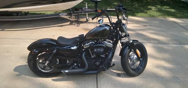 Photo 2014 Harley Davidson Sportser xl1200 48 Edition - $9,500