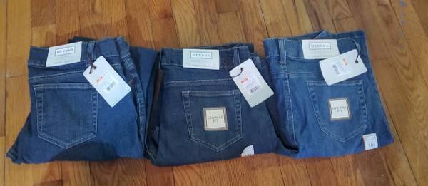 Photo 3 pair size 10 jeans - $40 (Eskridge)
