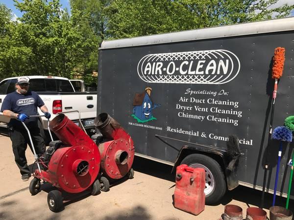 Photo Air Duct Cleaning bus. equip  trailer - $10000 (Manhattan)