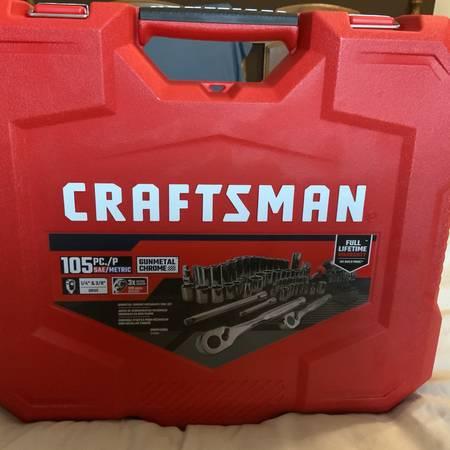 Photo Craftsman socket set - $80