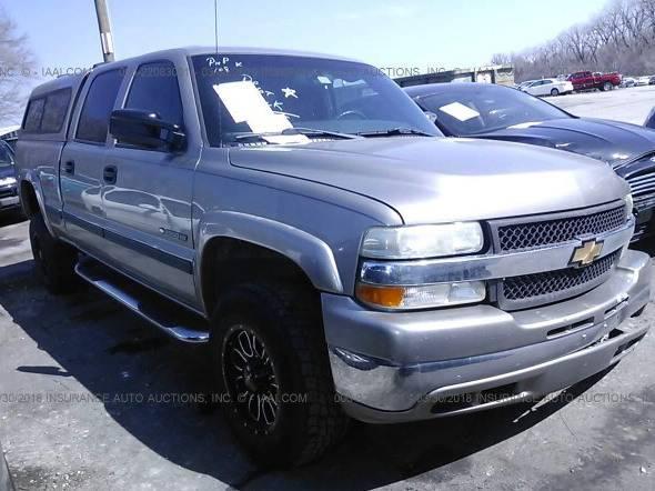 Photo Parting out 01 Chevy Silverado interior doors, leather seats, Allison - $500 (HORTON)