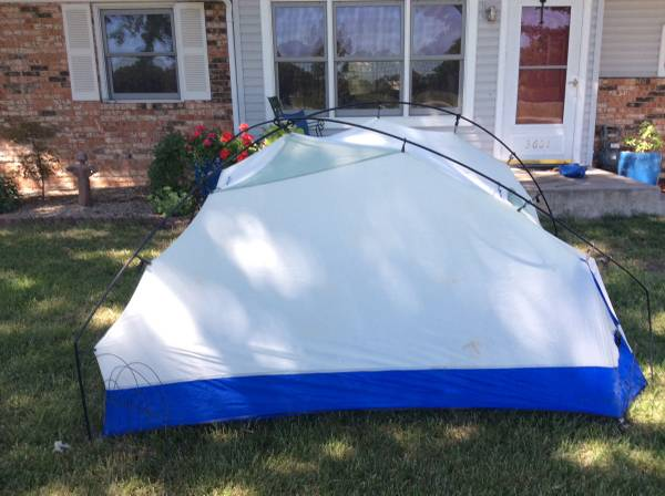 Photo Sierra Design Tent - $40 (Lake Shawnee)
