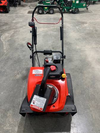 Photo Simplicity Snow Blower - $399 (Valley Falls)