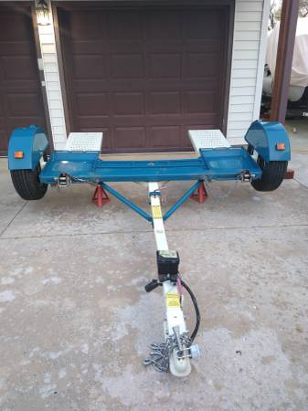 Photo Stehl Tow Dolly - $1300 (Topeka)