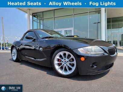 Photo Used 2005 BMW Z4 2.5i for sale