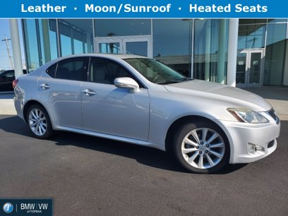 Photo Used 2010 Lexus IS 250 AWD for sale