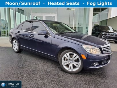 Photo Used 2011 Mercedes-Benz C 300 4MATIC Sedan for sale