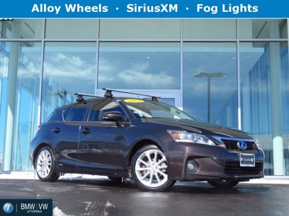 Photo Used 2012 Lexus CT 200h  for sale