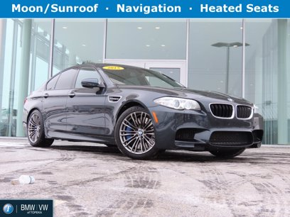 Photo Used 2015 BMW M5  for sale