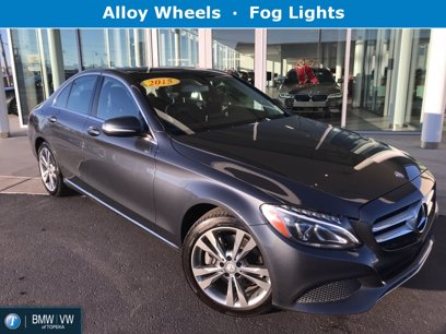 Photo Used 2015 Mercedes-Benz C 300 4MATIC Sedan for sale