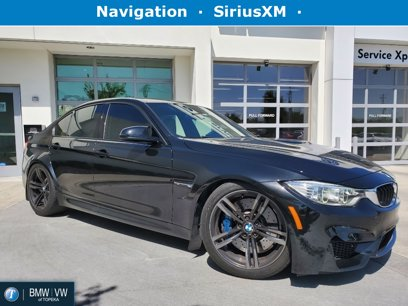 Photo Used 2016 BMW M3  for sale