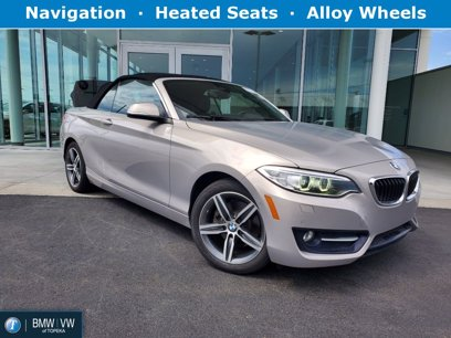 Photo Used 2017 BMW 230i Convertible for sale