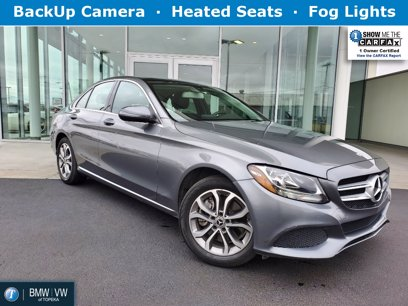 Photo Used 2017 Mercedes-Benz C 300 4MATIC Sedan for sale