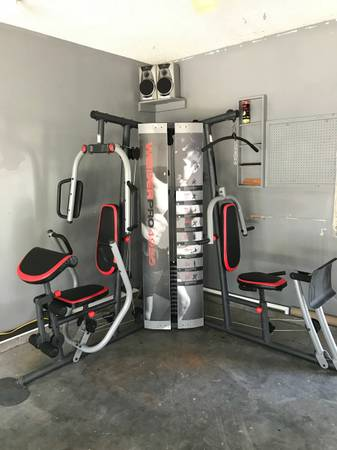 Weider Pro 4950 Weight Lifting System 240 Sports Goods For Sale Topeka Ks Shoppok