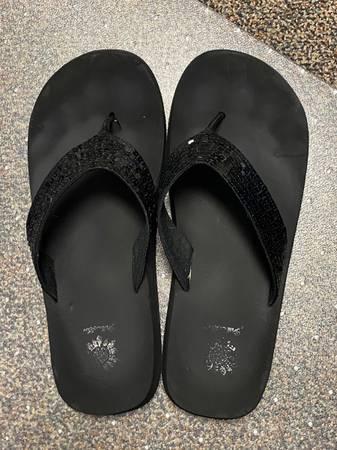 Photo Well worn sandals - $75 (Topeka)