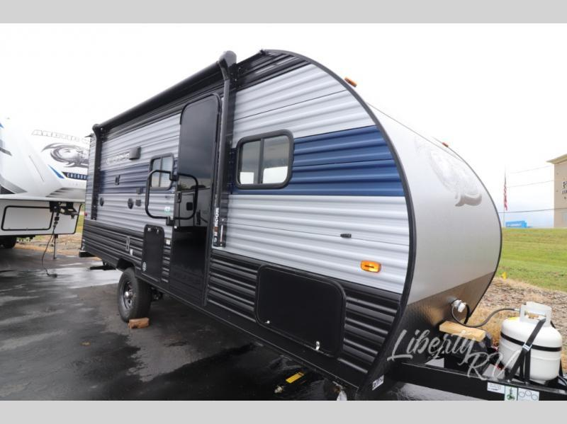 Photo 2021 Forest River Rv Cherokee Wolf Pup 18TO $ 16495