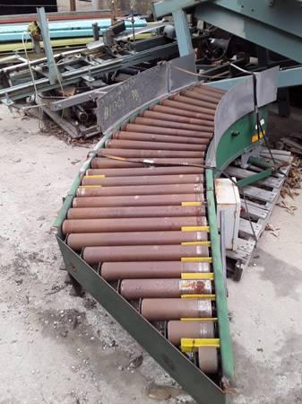 Photo roller conveyor and pallet flow skates for SAle CHEAP - $100 (Kansas City)